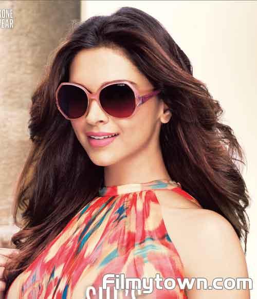 Deepika Padukone - Vogue Eyewear's brand ambassador ...