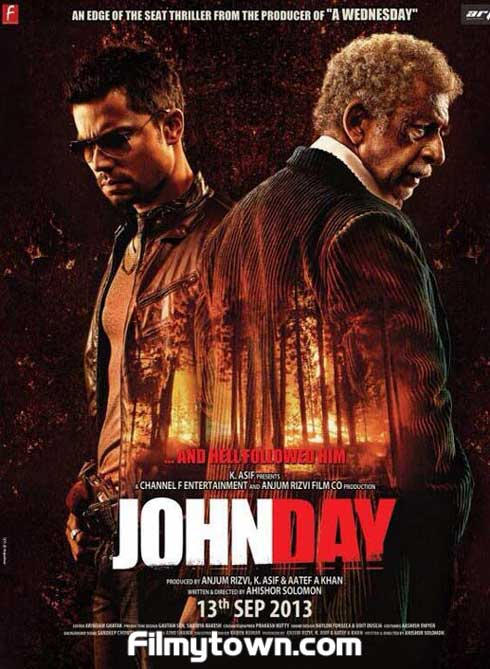 John Day Bollywood Film Review Filmy Town