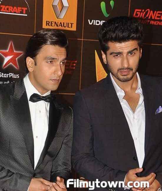 Arjun Kapoor, Ranveer Singh