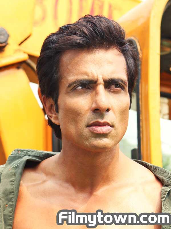 Sonu Sood dubs in Hindi for Hercules