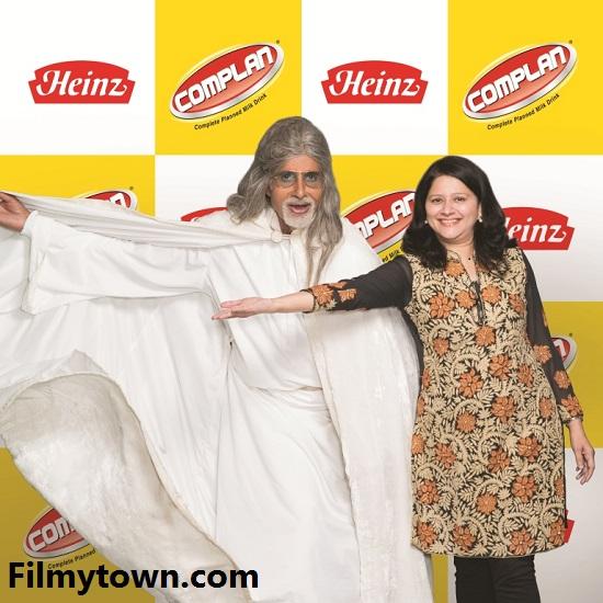 Mr Amitabh Bachchan & Ms Seema Modi