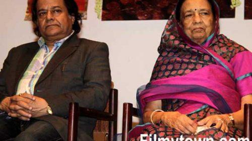 Anup Jalota & Padma Binani