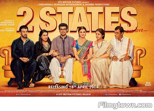 2 States - Hindi film review
