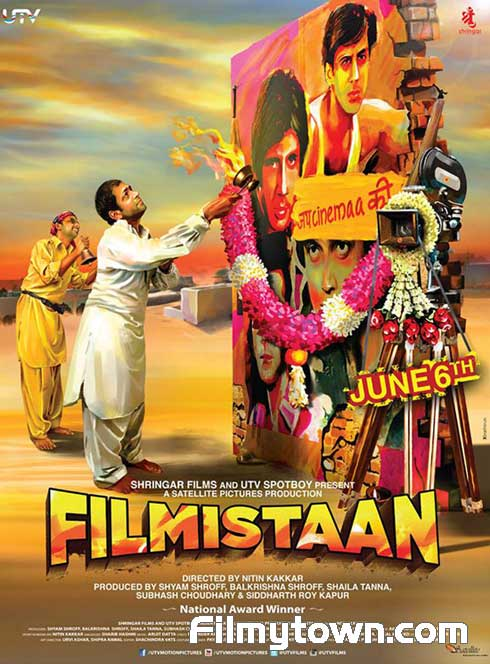 Filmistaan- Film Review