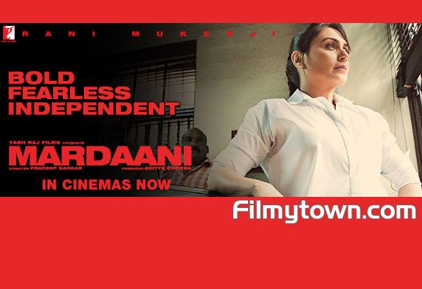 Mardaani Hindi movie review