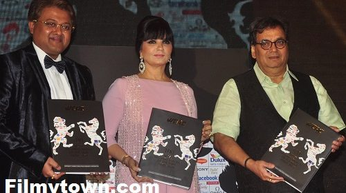 Abhimanyu Ghosh, Neeta Lulla & Subhash Ghai