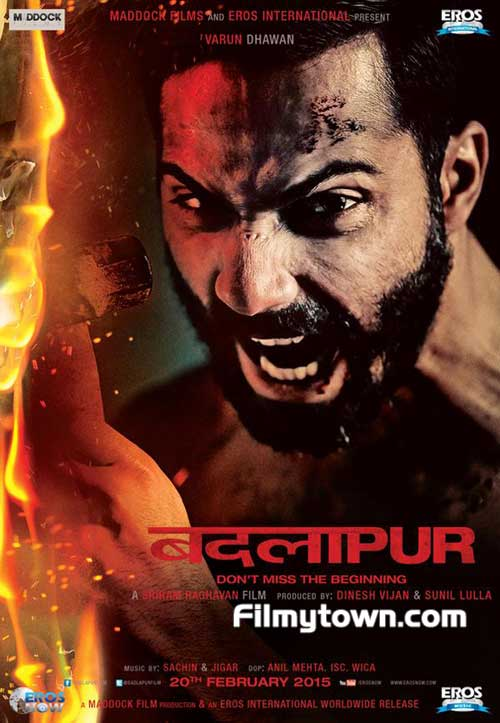 Badlapur - Hindi movie review