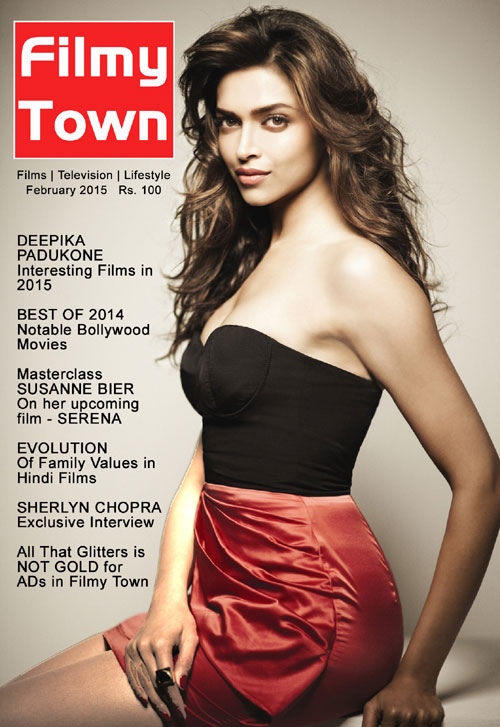 Filmy Town Print magazine inaugural issue