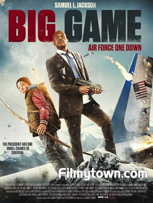 Big Game, movie review