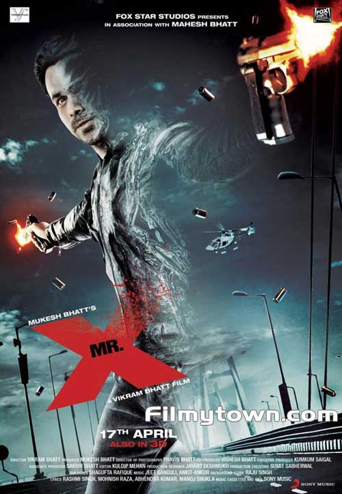 Mr X - Hindi Movie Review