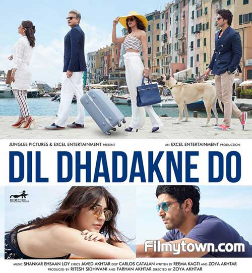 Dil Dhadakne Do – Movie review