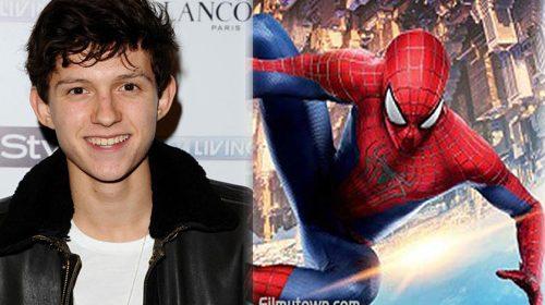 Tom Holland in Spiderman 3