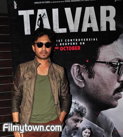 Talvar Irrfan Khan event