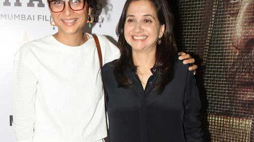 Kiran Rao & Anupama Chopra