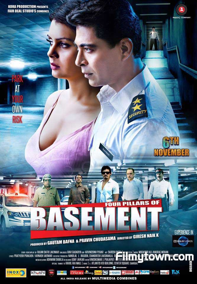 Four Pillars of Basement, hindi movie review