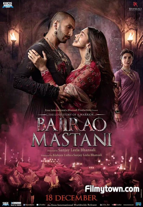 Bajirao Mastani, movie review
