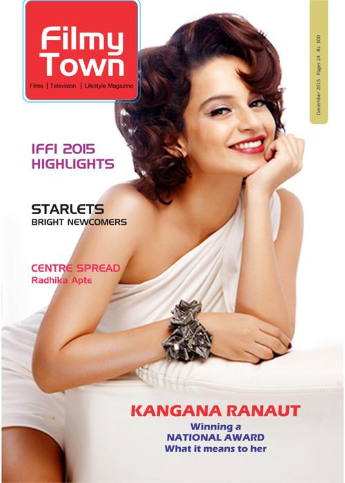 FILMY TOWN - Dec 2015 issue