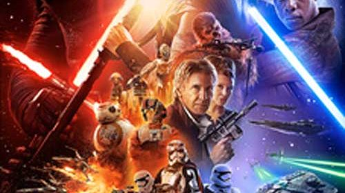 Star Wars, The Force Awakens - Movie review