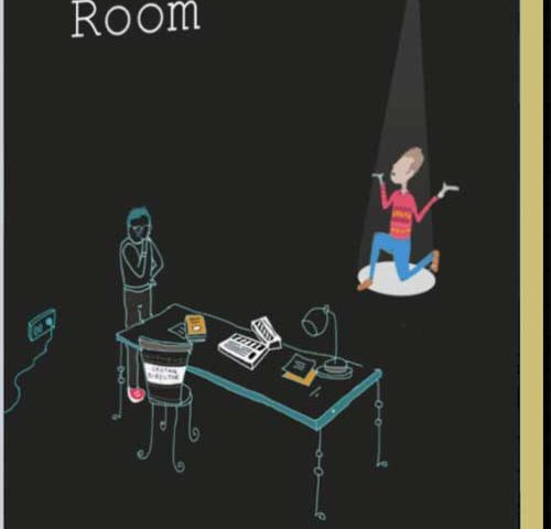 Audition Room - Book