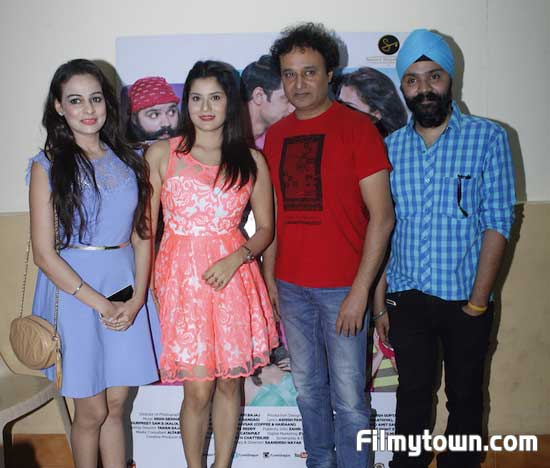 Love Shagun Trailer Launch