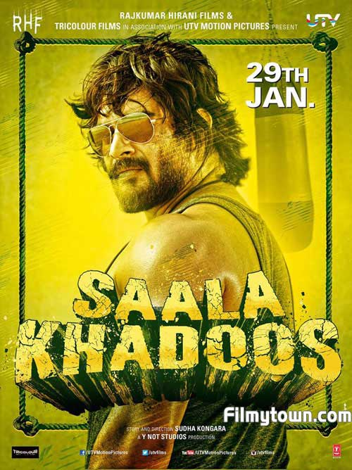 Saala Khadoos - movie review