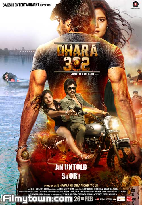 Dhara 302 poster