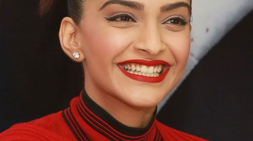 Sonam Kapoor promotes the film Neerja