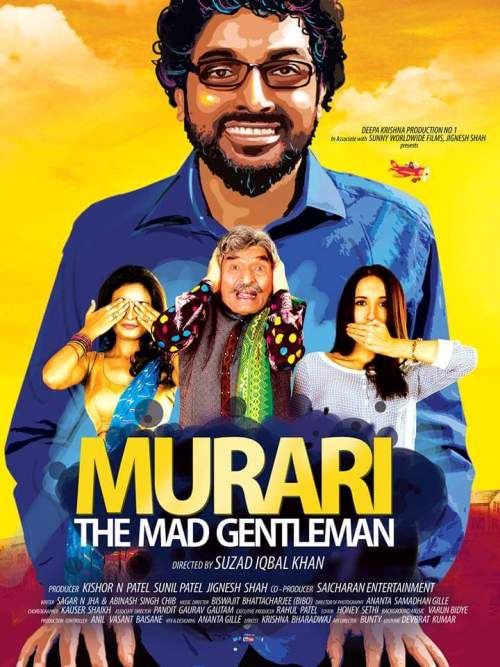 Murari The Mad Gentleman, film review