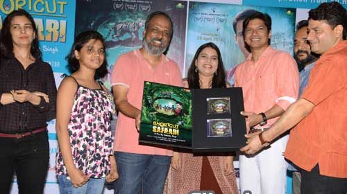 Shortcut Safari music launch