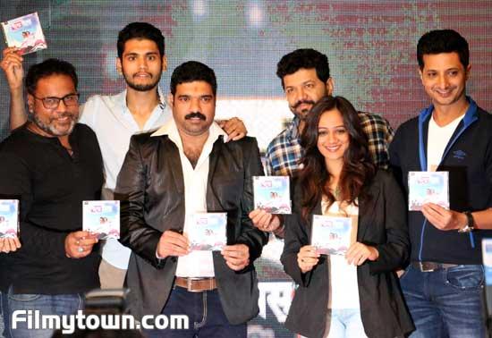 Paisa Paisa Marathi movie music launch