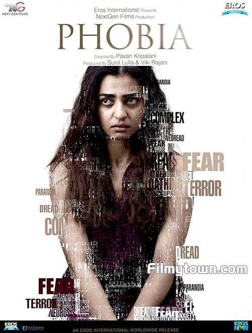 Phobia, hindi movie review