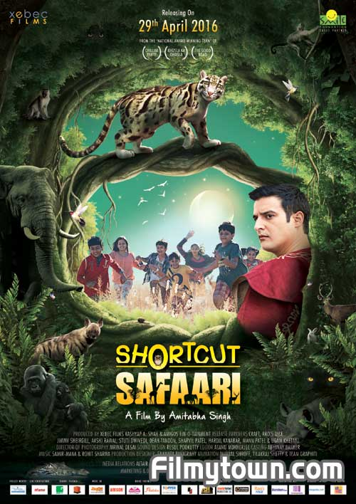 Shortcut Safari, hindi movie review