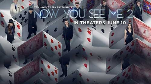 Now you See Me 2, movie review