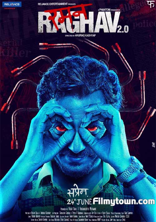 Raman Raghav 2.0, movie review