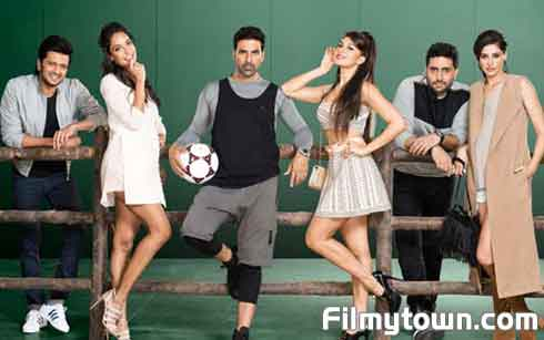 Housefull 1st weekend