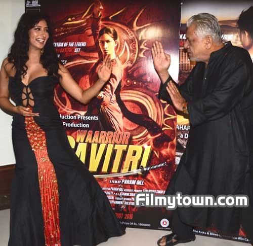 Waarrior Savitri first look