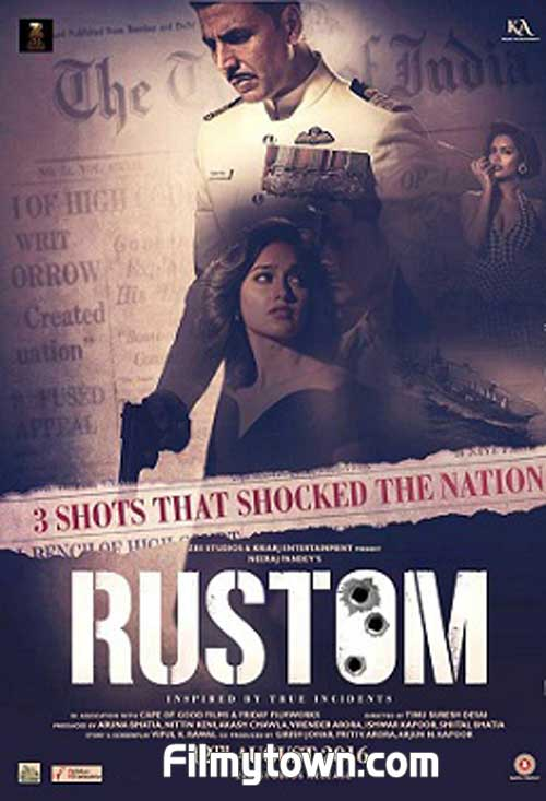 Rustom, hindi movie review