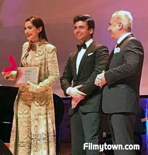 Sonam Kapoor Australia