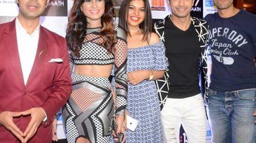 Ek Tera Saath Music Launch