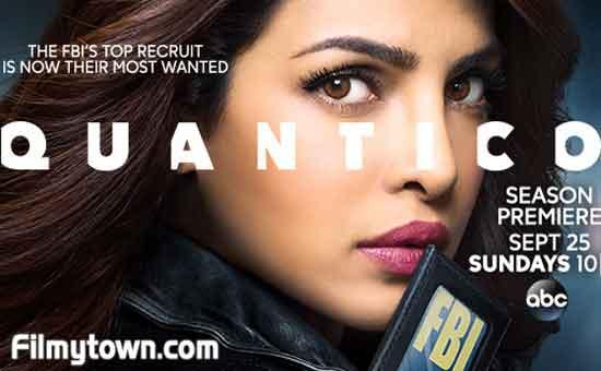 Priyanka Chopra's Quantico