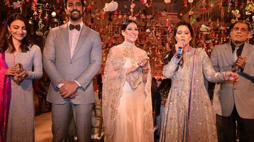 Maheka Mirpuri's Fashion Show