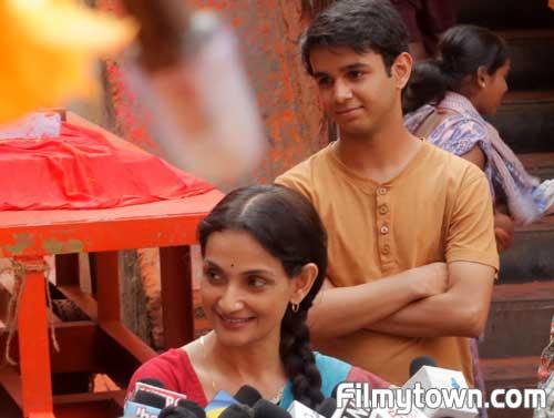 Chidiakhana shoot begins