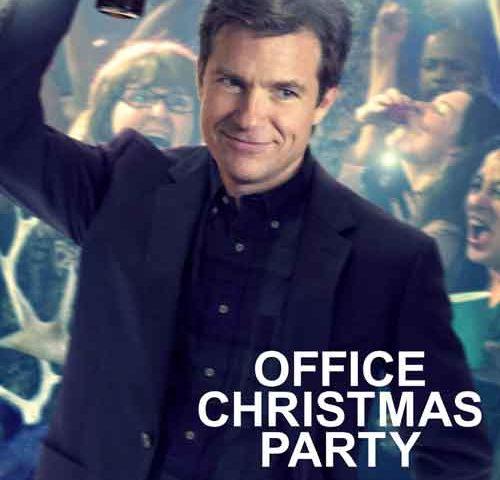 Jason Bateman Office Christmas Party