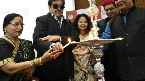 Shatrughan Sinha at BIFF 2017