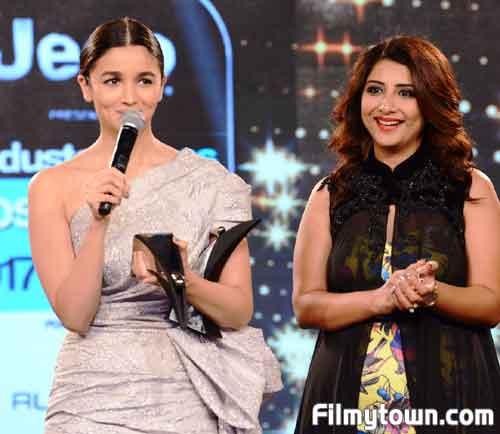 Alia Bhatt Trendsetter of the year