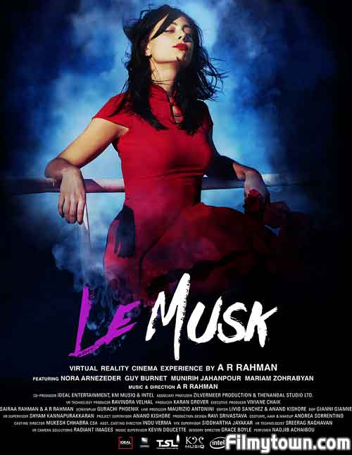 Le Musk Poster unveiled