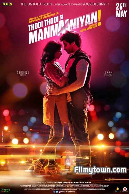 Thodi Thodi Si Manmaaniyan, movie review