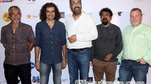 Mitu Mishra and Imtiaz Ali