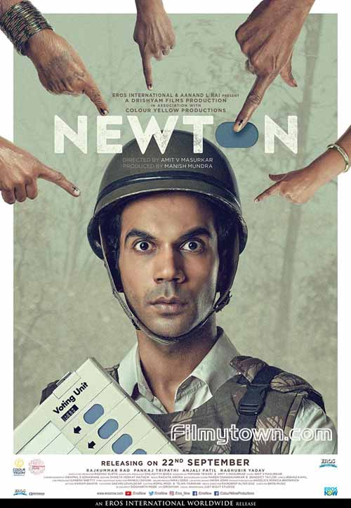 Newton - hindi movie review