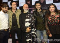 Filmy Celebs at 'Carouse' opening in SoBo